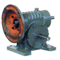 Inch Dimension Worm Reducer