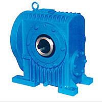 Worm Reducer for Continuous Casting Machine
