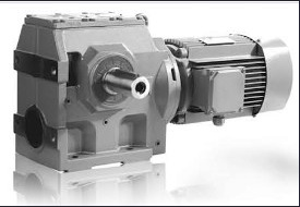 S Series Worm Helical Geared Motor