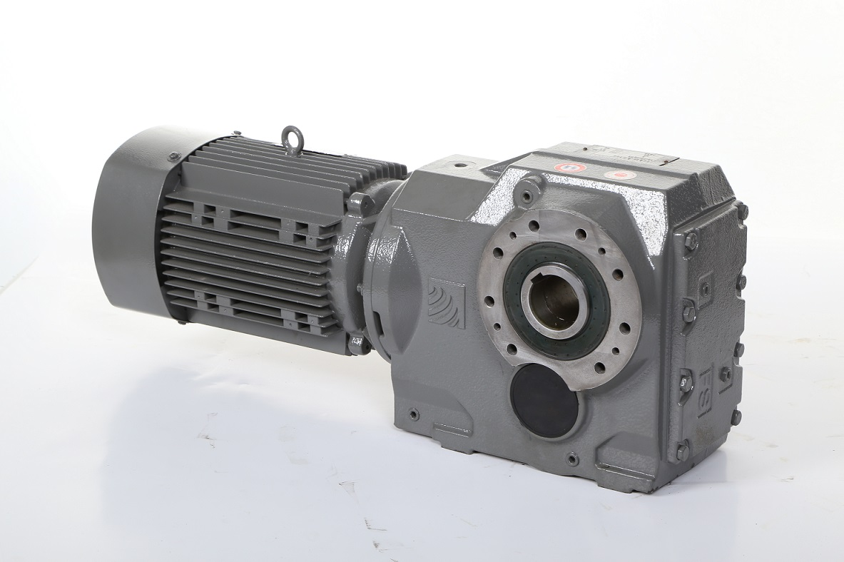 FK Helical Bevel Gearing Gearbox with Motor